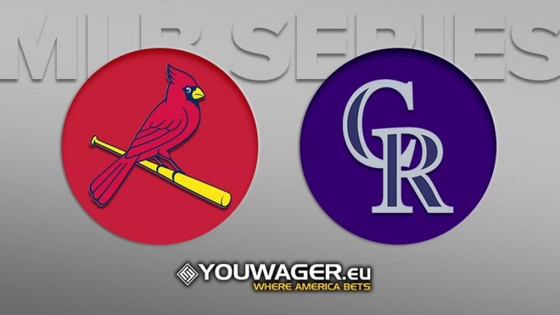 NL / 25.08.18 / STL Cardinals @ COL Rockies (2/3)
