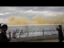 На Иртыше взрывная волна выбила стекла