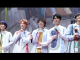 180811 Мини-фанмитинг после Music Core