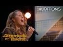 Glennis Grace Singer Slays Run To You by Whitney Houston America's Got Talent 2018