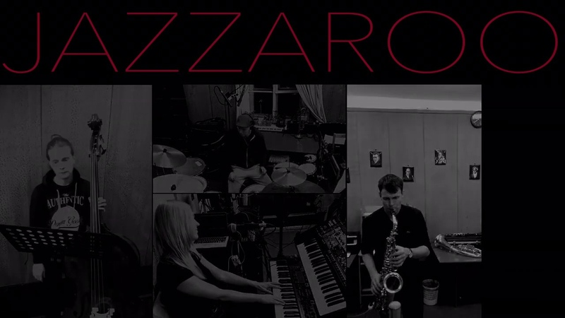 Jazzaroo - Wake Me Up (Aloe Blacc)