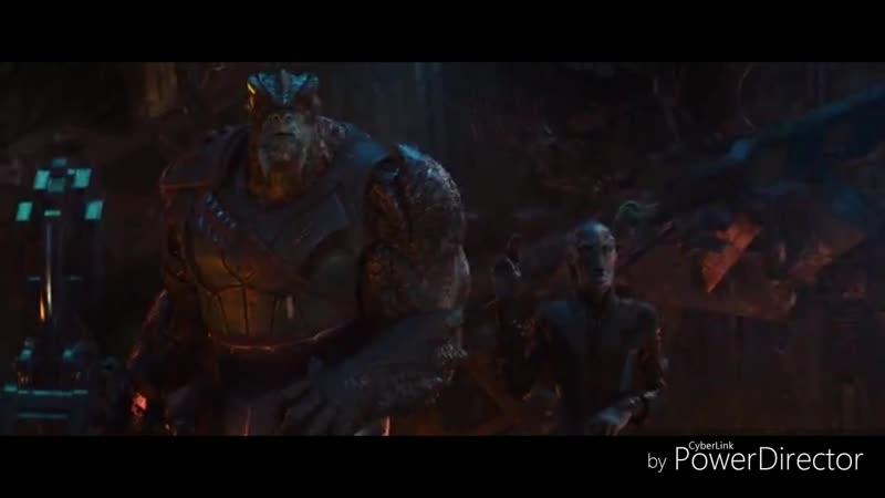 халк против таноса