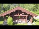Проект бани из лафета под земляной крышей Северный дом строительство деревянных домов