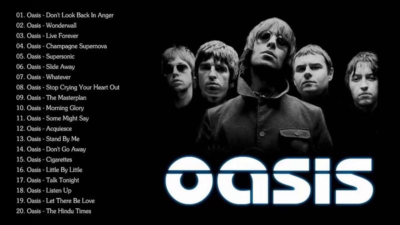 Best Songs of Oasis || Oasis Greatest Hits Full Album 2018