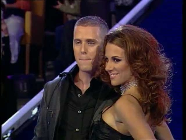 Iva i Vuk Vučinić - Kad zamirišu jorgovani (Zvezde Granda 2008_2009 - 15.11.2008.)