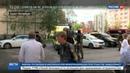 Новости на Россия 24 Спецоперация без эвакуации в питерском доме схвачены трое боевиков