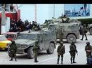 """СМИ Украины. Российский бронеавтомобиль ГАЗ-2330 """"Тигр"""""""