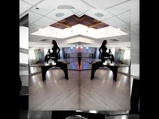 Strip table dance