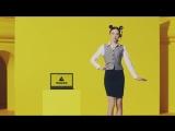 Клёвая реклама чего-то азиатского
