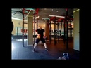 Парный жим стоя-101кг. Гири51кг50кг.Two-hand standing shoulder press -101 kg.Kettlebells51kg50kg