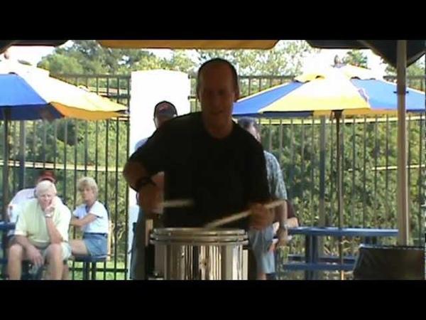 DCA 2012 I E 1st place Snare Solo Robbie Robinson.mpg