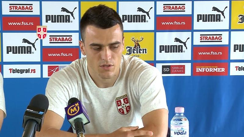 Luka Jović i Filip Kostić iz Bad Valtersdorfa 7 6 2018
