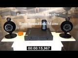 BOSE Soundlink Revolve+Micro (stereo mode) vs DAT 200 (2)