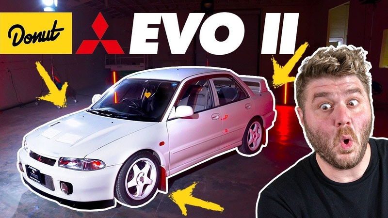 This is the Mitsubishi you forgot about Lancer Evo 2