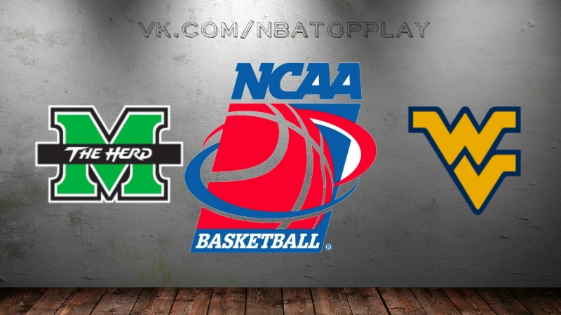Marshall Thundering Herd vs West Virginia Mountaineers |18.03.2018|2nd Round|NCAAM March Madness 2018|Виасат| Viasat Sport HD RU