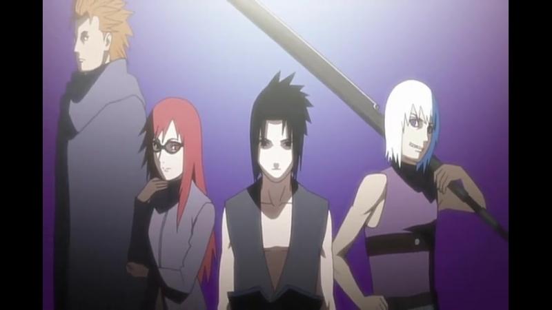 Naruto Shippuuden | Наруто Ураганные хроники опенинг 6