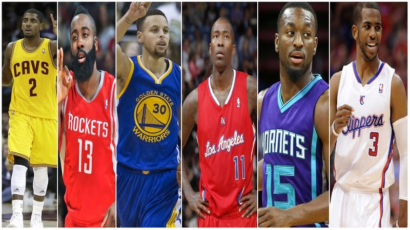 Best NBA Skills Mix ● Irving , Harden , Curry , Crawford , Walker , Paul ● [HD]