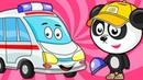 Веселый Мультик про Машинки - Скорая Помощь - Развивающее Видео для Детей новая серия