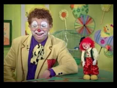Азбука цирка 4 Клоун Шишкина школа