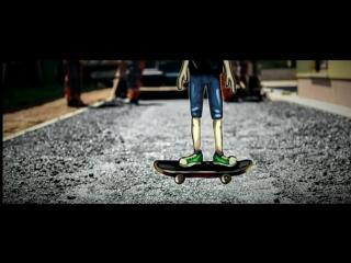 неопознано летающий скейтер