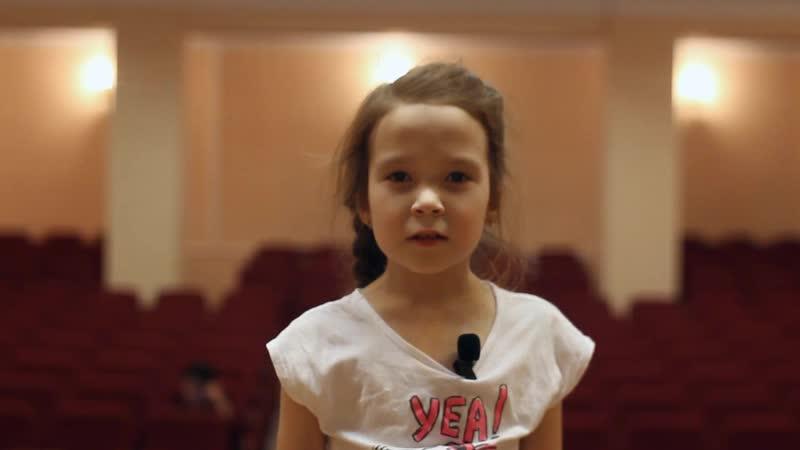 Юный блогер Ралинка-Малинка