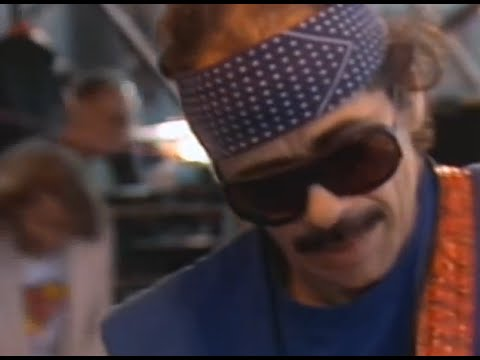 Santana - Europa - 11/26/1989 - Watsonville High School Football Field (Official)