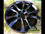 Mazda 6 R19 black gloss