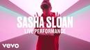 Sasha Sloan Normal Live Vevo DSCVR