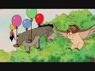 Новые приключения Винни Пуха / The New Adventures of Winnie the Pooh. 1988-1991. Сезон 1, серии 6-10. VHS