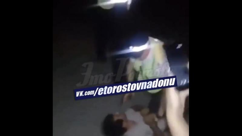 Пассажиры решили отбить пьяного водителя у сотрудников ДПС