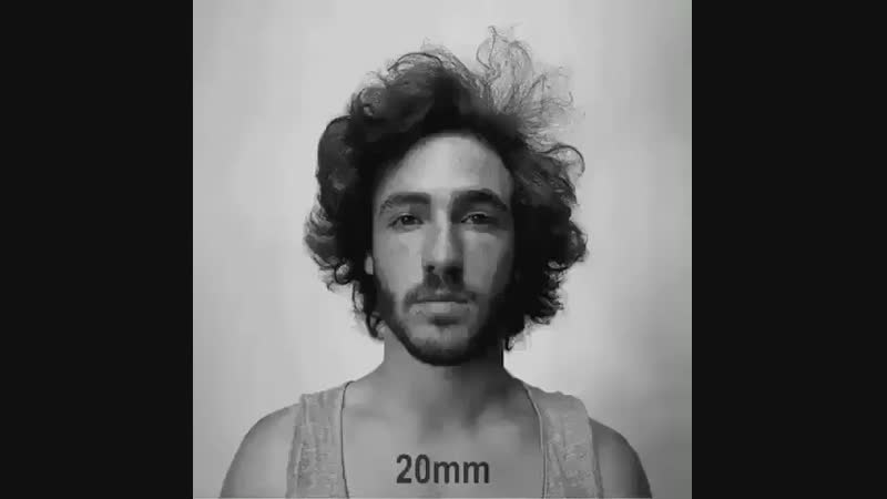 How different camera lenses can change your appearance!