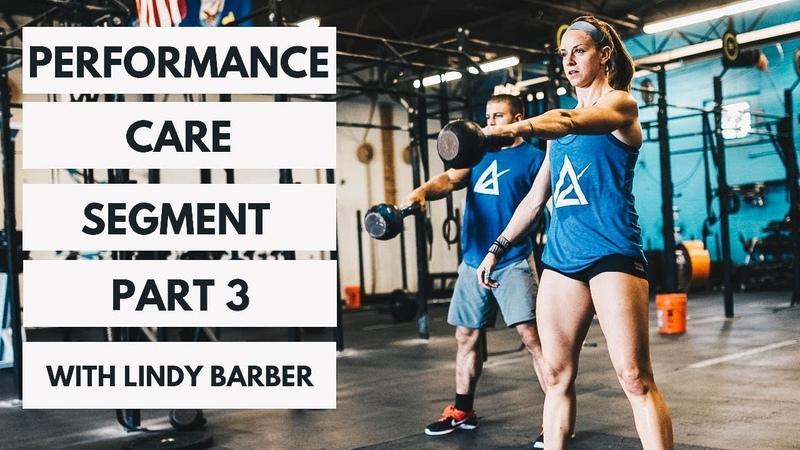 Lindy Barber's CrossFit Games Shoulder Warmup | PCS 20181120