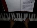 Ария - Я свободен piano