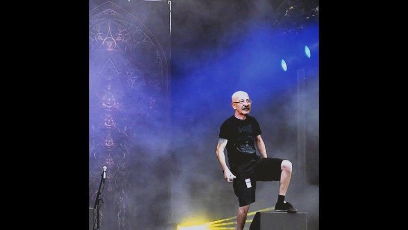 Meshuggah x Александр Розенбаум - Вальс-бостон