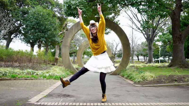 Sm34156084 ちあき ようこそジャバリパークへ 踊ってみた
