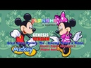 Great Circus Mystery, The - Starring Mickey Minnie2 Players Blanshe, Wardoctor SMDGENESIS
