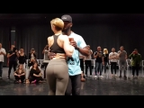 Curtis &amp Carola @ Luxembourg International Kizomba Festival 2018