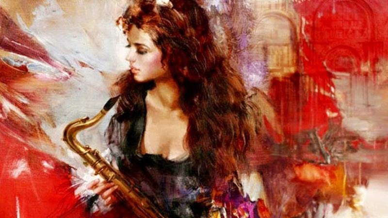Романтический саксофон. Неотправленное письмо