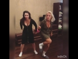 Настя и Ида зажигают под Melovin'a