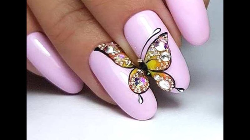 New Nail Art 2018💜✔Top 10 The Best Nail Art Designs Tutorial👀 ✔ | Design in Beauty