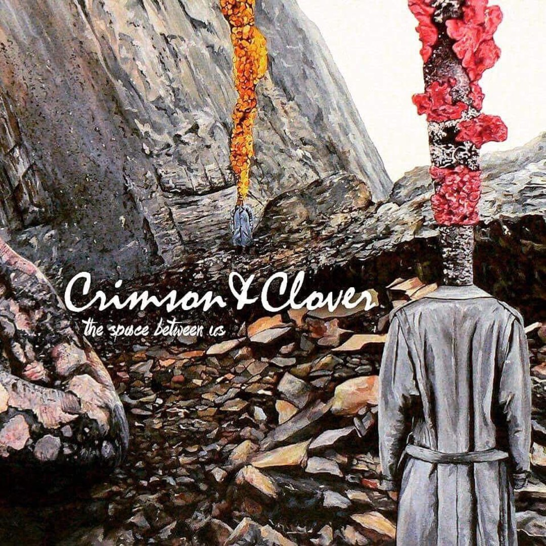 Crimson & Clover - The Space Between Us [EP] (2018)