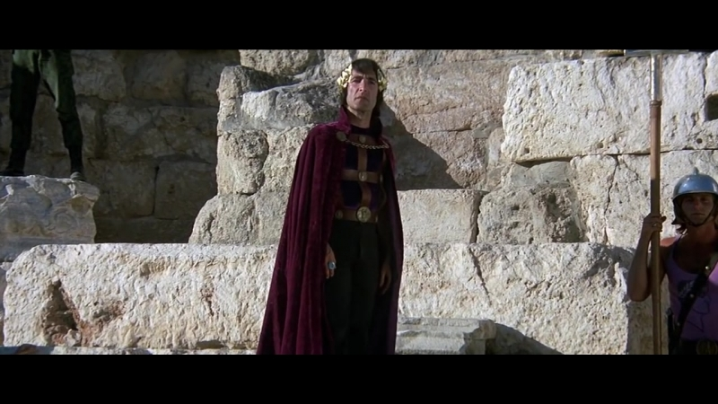 Jesus Christ Superstar (1973) HD - Trial before Pilate
