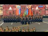 Парад Победы Россия Москва-Симферополь 2018