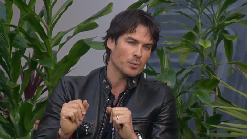 Ian Somerhalder discusses environmental activism, upcoming Cold Wash Party and