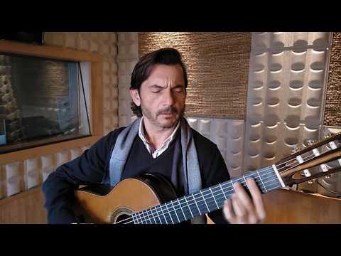 Estudio nº8 a Felix Mendelssohn by José María Gallardo Del Rey.