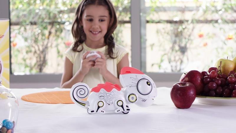 Silverlit Robo Chameleon TV Commercial