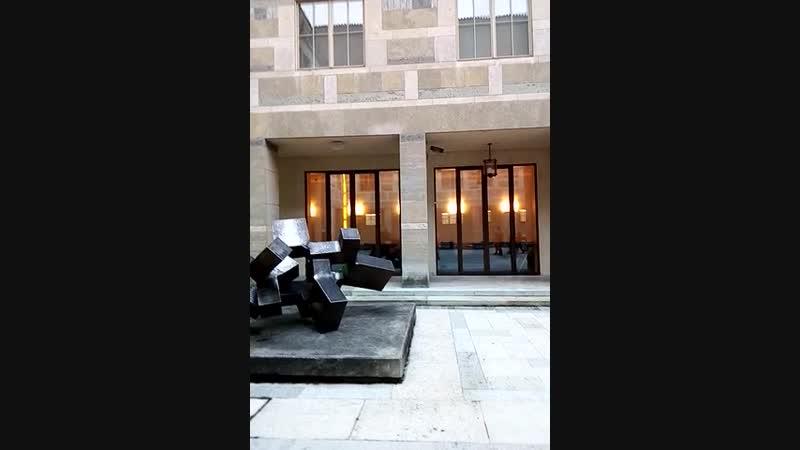Базель.Музей современного искусства