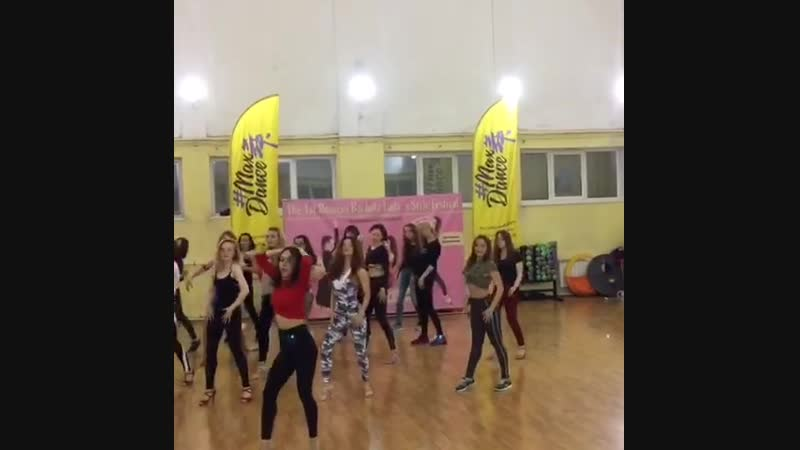 The 1st Russian Bachata Lady's style festival