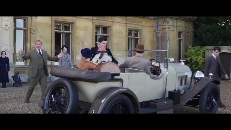 Аббатство Даунтон Downton Abbey eng