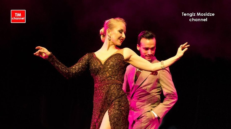 Tango.Vals. Juan Manuel Rosales and Liza Rosales with Martin Troncozo and ENSEMBLE HYPERION.